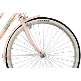 "Creme Molly 26"" Damer, pale peach"